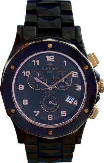 Часы LeVier L 1627 M BL/Red