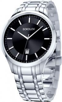 Часы Sokolov 312.71.00.000.03.01.3