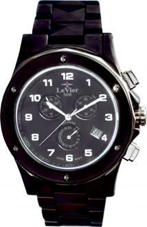 Часы LeVier L 1627 M BL/Wh