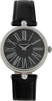 Часы Romanson RL0362LW(BK)