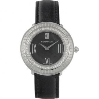 Часы Romanson RL0385TLW(BK)