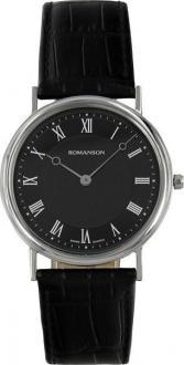 Часы Romanson TL5110SMW(BK)