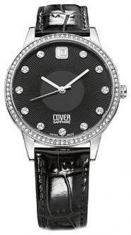 Часы Cover Co153.ST1LBK/SW