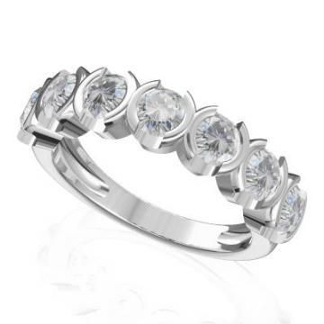 Обручальное кольцо A38416-1