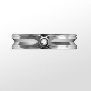 Обручальное кольцо W28516-2