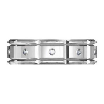 Обручальное кольцо W40743-1