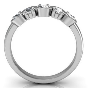 Обручальное кольцо A34723-1