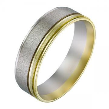 Обручальное кольцо 440-000-424