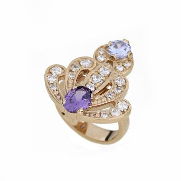 Женское кольцо 505