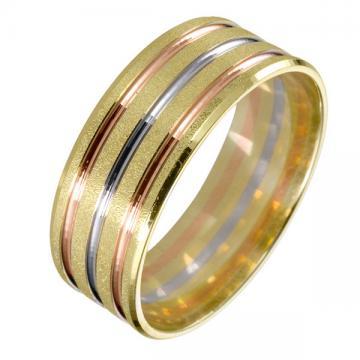 Обручальное кольцо 490-000-456