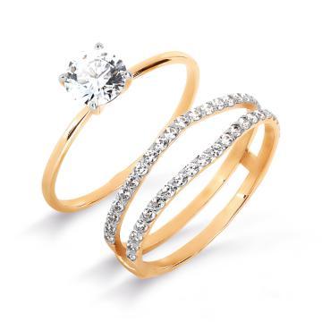 Женское кольцо T147017154
