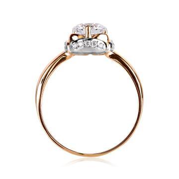 Женское кольцо T142015928