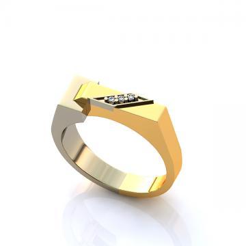 Мужское кольцо 25
