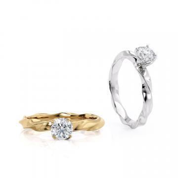 Женское кольцо AU207