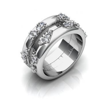Женское кольцо 1039