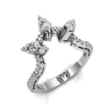 Женское кольцо 1243