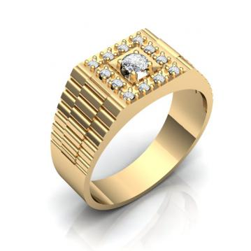Мужское кольцо 1227