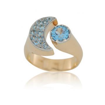 Женское кольцо 1267