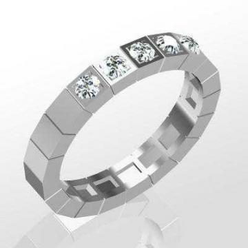 Обручальное кольцо A31204-3