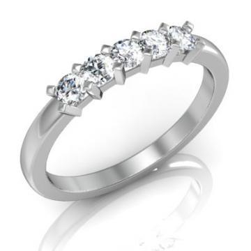 Обручальное кольцо A32702-1